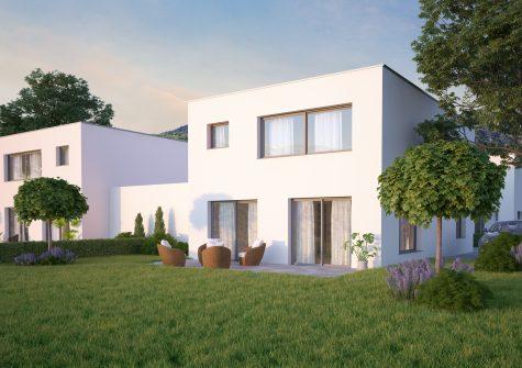 Villa jumelée de 5,5 pièces à Vouvry