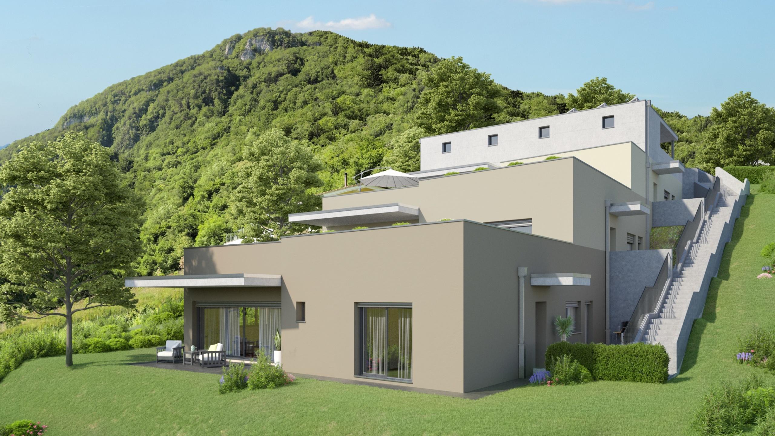 Villa de 4,5 pièces à Vouvry