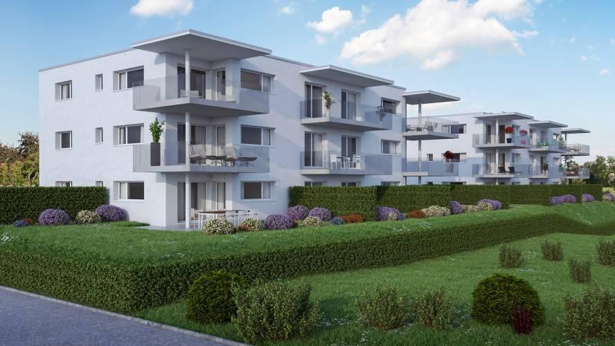 Appartement à vendre 4.5 pièces au centre de Vouvry