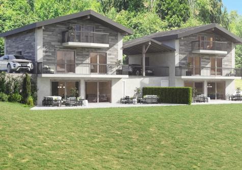 Villa familiale de 5,5 pièces à Collombey