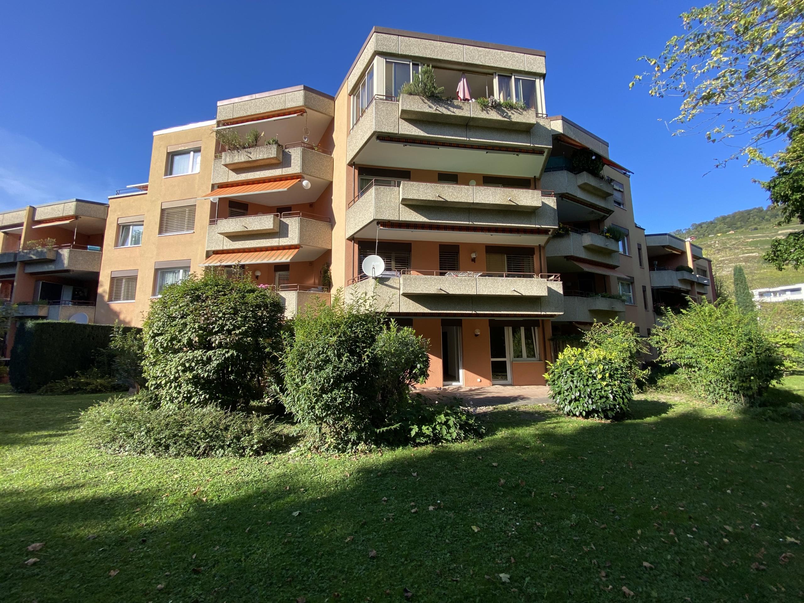 Appartement de 2,5 pièces à vendre à Bex